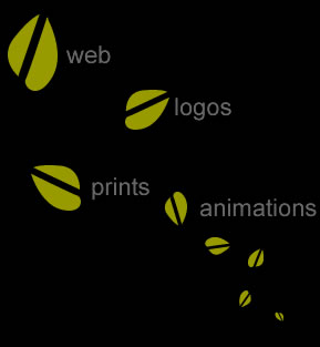 web, logos, print, animation